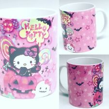 Hello Kitty cute sweet halloween mug  11 oz cup Original design US Seller