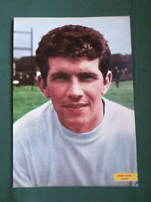 JOHN GILES - LEEDS UNITED PLAYER - 1 PAGE PICTURE - CLIPPING /CUTTING