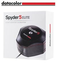 Datacolor S5EL100 Spyder 5 elite Display Calibration System Spyder5ELITE