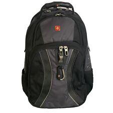Swiss Gear Backpack Laptop AirFlow Padded Black TSA Friendly ScanSmart