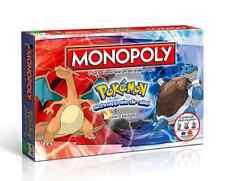 Monopoly Pokémon Brettspiel deutsch NEU & OVP