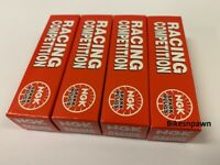 4 (Four) Pack New NGK Racing Spark Plugs BR9EG #3230