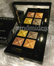 Givenchy Palette Ors Audacieux Intense & Radiant Eyeshadow-4 Color-X'mas LE-RARE