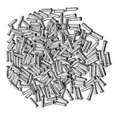 200pcs Universal Alloy Inner Cable End Crimp Caps for MTB/Road Bike (Bulk Buy)