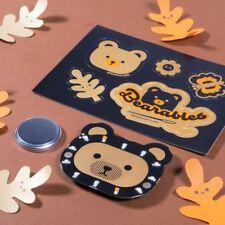 Pimoroni Bearables Wearable Bear LED Badge