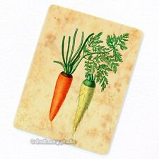 Carrots Deco Magnet, Decorative Fridge Refrigerator Kitchen Deco Mini Gift