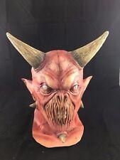 de luxe DEVIL - gothique halloween carnaval déguisement cosplay masque fantaisie