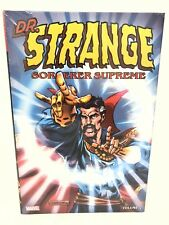 Doctor Strange Sorcerer Supreme Omnibus Volume 2 #41-59 Marvel Comics New Sealed