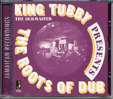 KING TUBBY Presents THE ROOTS OF DUB NEW CD £9.99