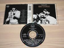 ELVIS PRESLEY CD - ON STAGE / FEBRUARY 1970 / GERMAN BMG in MINT