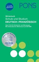 Pons German Series: Pons Worterbuch Teil 2 Dt/Fr Book The Fast Free Shipping