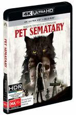 Pet Sematary (Blu-ray, 2019, 2-Disc Set)