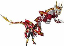 NEW S.H.Figuarts Masked Kamen Rider RYUKI SURVIVE & DRAGRANZER SET Figure BANDAI