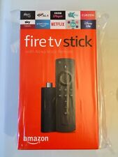 Amazon Fire TV Stick with all-new Alexa Voice Remote And Volume Control 2019