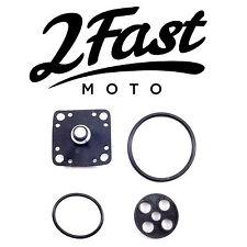 2FastMoto Petcock Rebuild Repair Kit Gas Fuel Petrol Valve Yamaha Kawasaki NEW