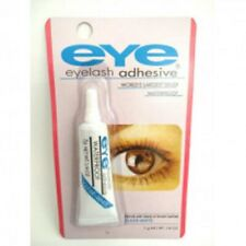 Colle faux cils waterproof invisible maquillage yeux longue tenue faux cils