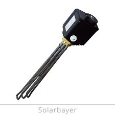 Solarbayer Chauffage Électrique Thermoplongeur Cartouche Chauffante