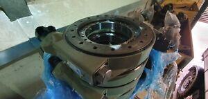 Hydraulic worm slew drive 360 rotator. Ideal for tree shear, box rotator inc vat
