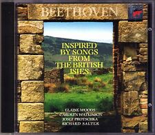 BEETHOVEN Songs from British Isles Carolyn WATKINSON Josef PROTSCHKA SALTER CD