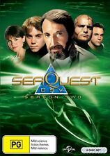 SEAQUEST DSV : SEASON 2 : NEW DVD