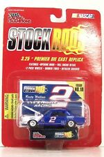 RACING CHAMPIONS ~ STOCK RODS ~ RUSTY WALLACE ~ #2 PENSKE ~ MUSTANG