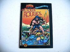 BD - CONAN hors série les clous rouges édition AREDIT 1983