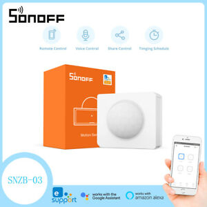 SONOFF SNZB-03 ZigBee Motion Sensor Smart Home Detect Alarms for Android IOS NEW