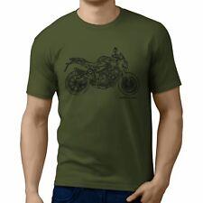 JL Illustration For A MV Agusta Brutale 1090RR Motorbike Fan T-shirt