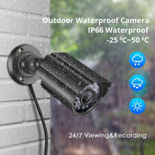 3.6MM Wide Angle HD Outdoor Bullet CCTV Camera Security System Analog