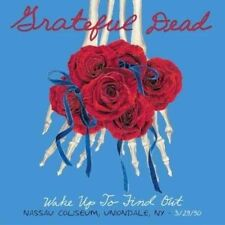 Grateful Dead - Wake up to Find out Nassau Coliseum Uniondale NY 1990 CD