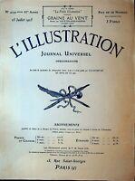 L'Illustration Magazine July 25 1925 Morocco China California Tour de France