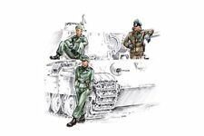 CMK F72141 1/72 Waffen SS tankers WW II 3 fig
