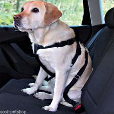 Harnais noirs Trixie pour chien