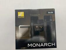 Nikon Monarch 7 8x30mm  Binocular Black 7579