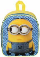 Minions Backpack Rucksack School Bag - New With Tags