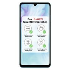 Huawei P30 Lite 128GB blue LTE/4G Android Smartphone Handy ohne Vertrag 4GB RAM