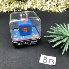 Superman Fidget Cube New in Original Box by Antsy Labs Zuru DC Comics