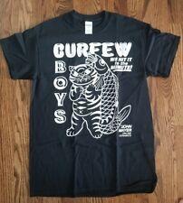 John Mayer Online Ceramics 2019 Tour T-Shirt | Curfew Boys | M |100% Authentic!