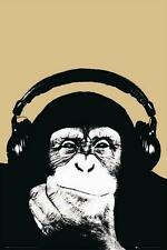 Steez Monkee Monkey - Maxi Poster 61cm x 91.5cm (new & sealed)
