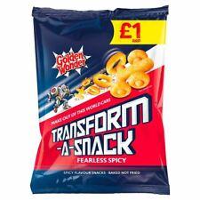 Golden Wonder Transform A Snack Spicy 90g 12 Pack