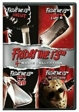 Friday The 13th Deluxe Edition Four P - DVD Region 1