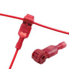 20Pcs Wire Cable Connectors Terminals Crimp Scotch Lock Quick Splice Car Audio