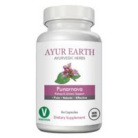 Ayur Earth Punarnava ( Boerhavia Diffusa) Kidney & Urinary Support Ayurveda Herb