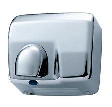 Asciugatrice a mano elettriche UGELLO asciutto Toilet Heavy Duty Cromato AUTOMATICO anti-vandalo