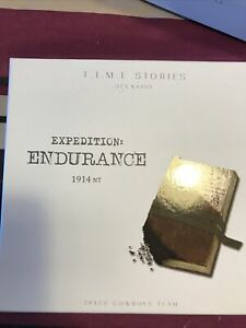 Time Stories: Expedition Endurance (English)