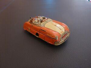 HUKI, HK 501, PKW, Metall Modellauto, Blechspielzeug