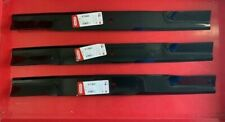 Set3 Blades For Bush Hog Ath720 72 Grooming Finish Mowers 88773 Made In Usa