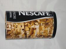 Kaffeedose ° Vorratsbehälter° Blech° von Nescafé