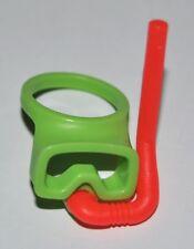 17138 Gafa y tubo snorkel buzo 1u playmobil,diver