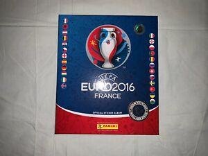 PANINI Euro 2016 France 16 Swiss Star - Hardcover Album Swiss Star + Full Set